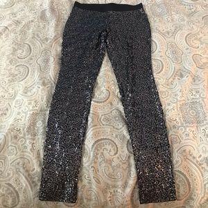 1ebdcc3863966 Women Express Sequin Pants on Poshmark